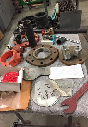 Fire sprinkler materials and Vic. Parts for Sale in Walpole, MA