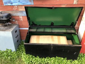 Metal tool box locking for Sale in Gladstone, OR