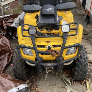 2008 Can Am 650 Outlander Cut for Sale in Newburgh Heights, OH