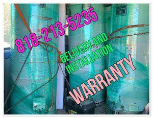 Water heater warranty for Sale in Glendale, CA
