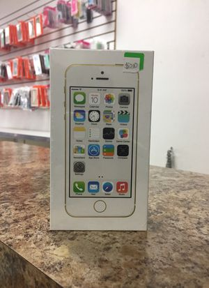 iPhone 5s, Gold, 16 Gb. for Sale in Miami, FL