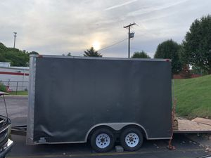 Enclosed Cargo Trailer for Sale in Nashville, TN