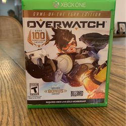 Overwatch Game Of The Year Edition for Sale in Atherton,  CA