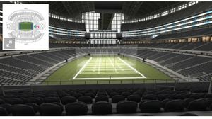 Goodyear Cottonbowl Classic - Sec 248 Row 8 for Sale in Arlington, TX