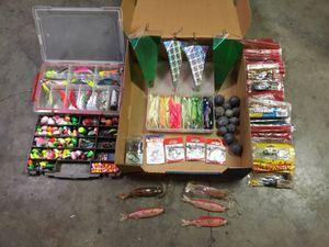 +++++ FISHING GEAR LOT +++++++ for Sale in Beaverton, OR