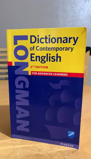 NEW BOOK FROM THE DICTIONARY!! for Sale in Fort Worth, TX