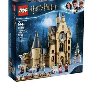 Lego Harry Potter Hogwarts Clock Tower BRAND NEW for Sale in Cicero, IL