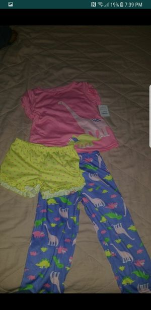 4t pajama set 3 piece new for Sale in Los Angeles, CA