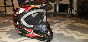 Dirt bike helmet for Sale in Mount Vernon, IN