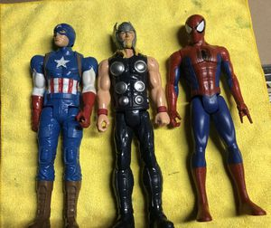 """12"""" Action Figures for Sale in Covina, CA"""