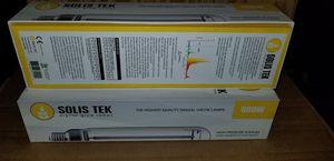 Brand new 600w HPS Solis Tek bulb. for Sale in Phoenix, AZ