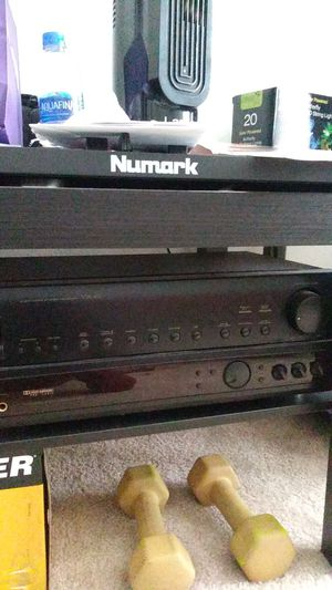 Yamaha natural sound stereo graphic equalizer 10 band dual Channel system and audio / video stereo receiver equal power output for Sale in Orlando, FL