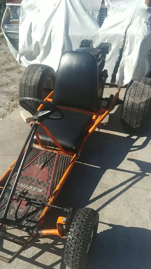 400 not for little kids 6.5 Predator motor no brakes for Sale in Tampa, FL