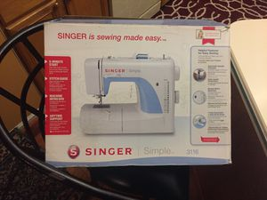 Brand New Singer Sewing machine Never Used for Sale in Silver Spring, MD