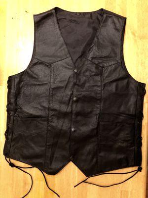 Motorcycle jacket club vest .vest for Sale in Woodbridge, VA
