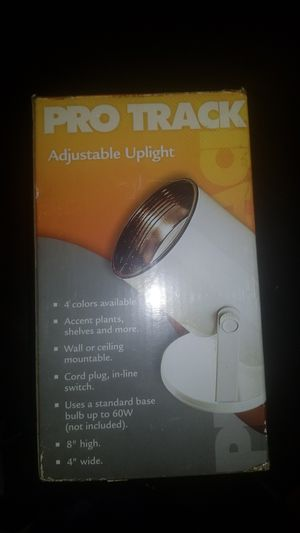 Pro Track adjustable Uplight for Sale in New York, NY