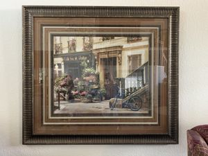 French Bistro Picture for Sale in Temecula, CA