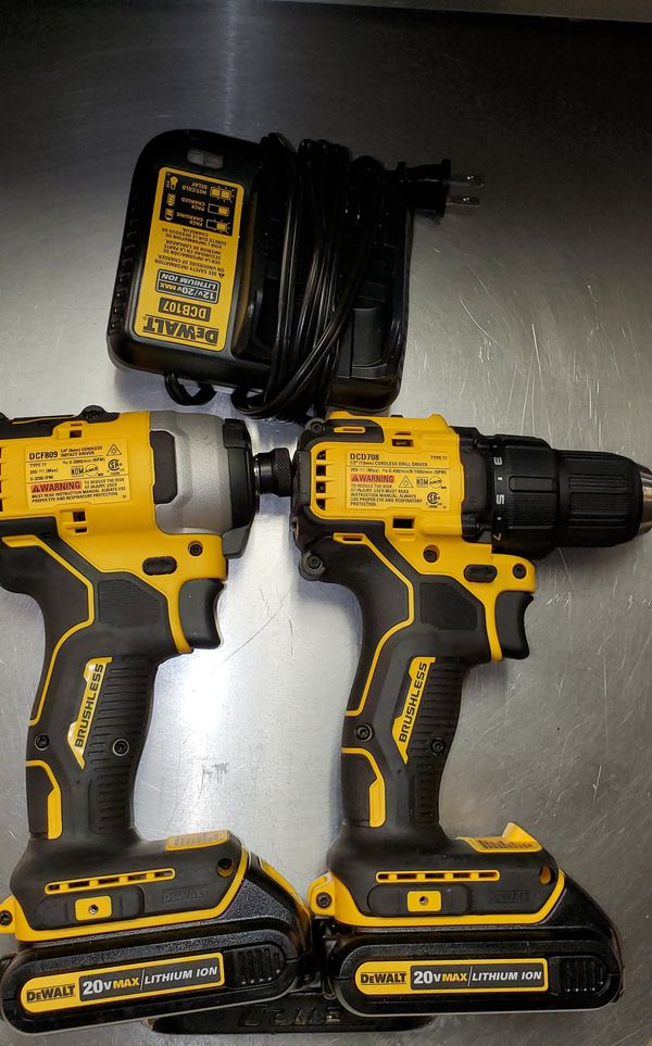 Dewalt ....they are new never used