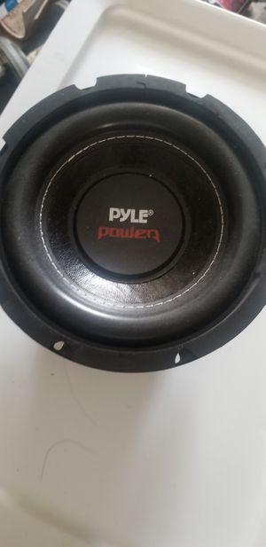 "Pyle 8"" 800watt subwoofer for Sale in Stockton, CA"