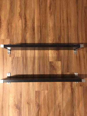 Black Wall Shelves for Sale in Arlington, VA