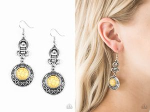 Southern Serenity yellow earring for Sale in Rockville, MD