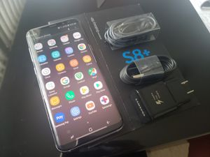 Samsung Galaxy S8 Plus, Factory Unlocked, Excellent Condition..As like New. for Sale in Springfield, VA