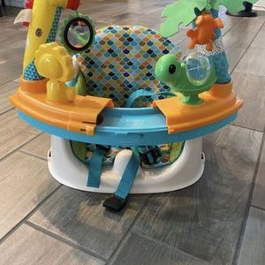 Infantino Grow-With-Me Discover Seat and Booster for Sale in Tolleson, AZ