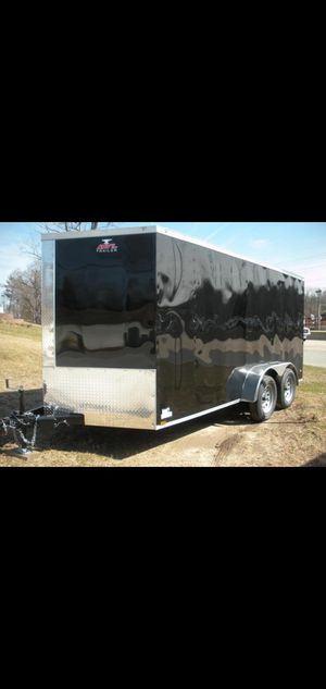 14ft x 7ft Enclosed Trailer for Sale in Tacoma, WA