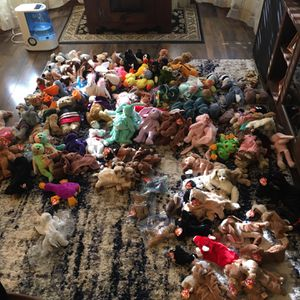 Beanie Babies For Sale for Sale in Johnstown, NY
