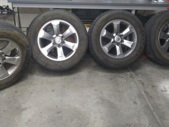 "Toyota 18"" Wheels for Sale in Roosevelt,  AZ"