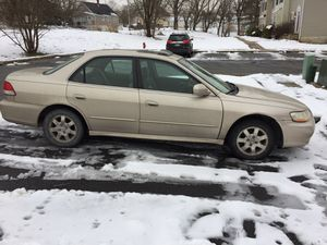Honda Accord 2002 (Asking $2,100) for Sale in Martinsburg, WV
