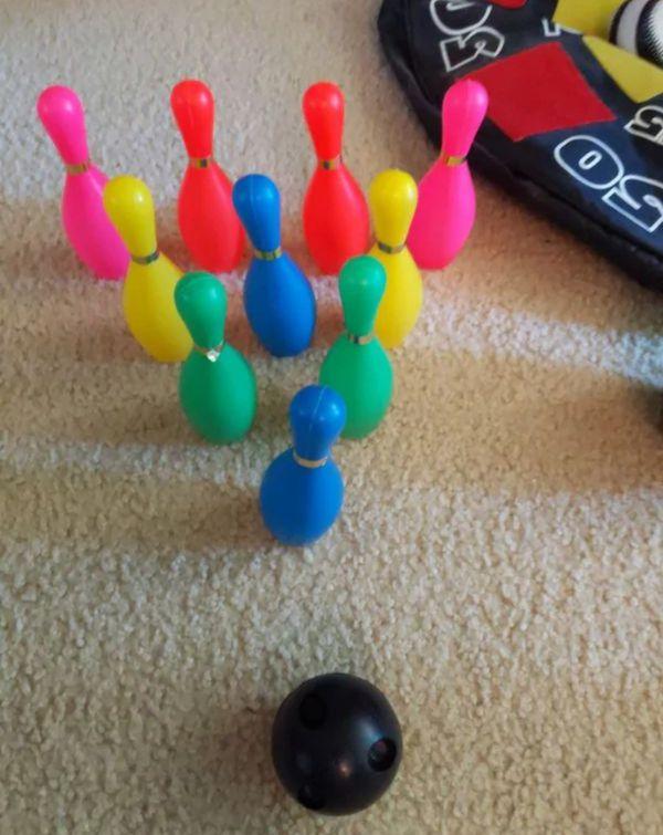 active kids toys (bundle)