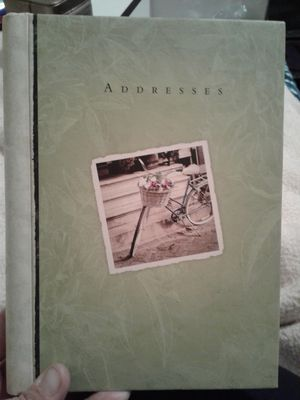 Address book for Sale in Prattville, AL