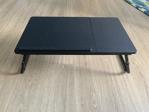 Folding table for laptop for Sale in Alexandria, VA