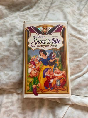 Walt Disney's Snow White and the Seven dwarfs (VHS 1542) for Sale in Fullerton, CA