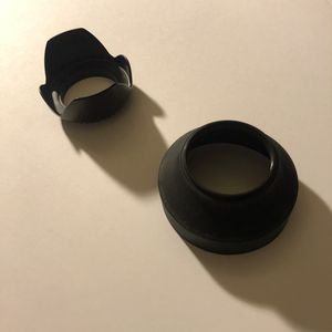 Lens hood 58mm for Sale in Kenilworth, NJ