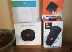 WiFi Thermostat Samsung hub Flip 3 and a fire stick for Sale in Columbus, OH