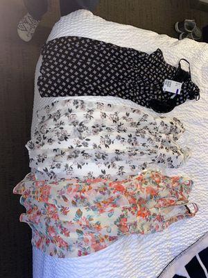 dresses/ romper for Sale in Modesto, CA