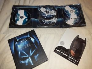 Blu Ray Trilogy Batman for Sale in Visalia, CA