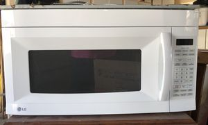 LG Microwave for Sale in Cayucos, CA