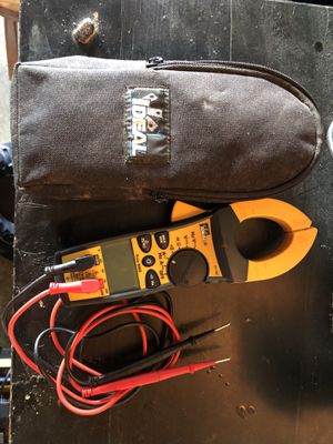 Ideal 660 Amp TightSight Clamp Meter AC/DC with TRMS for Sale in Eugene, OR