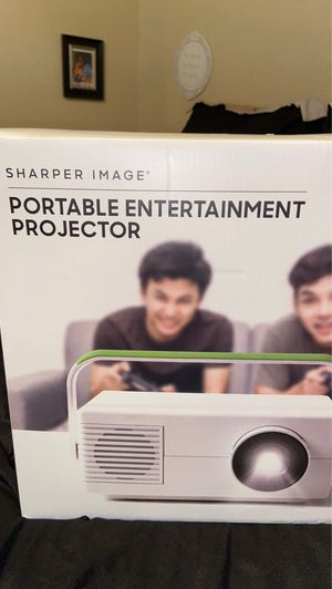 Entertainment projector for Sale in Marshall, TX