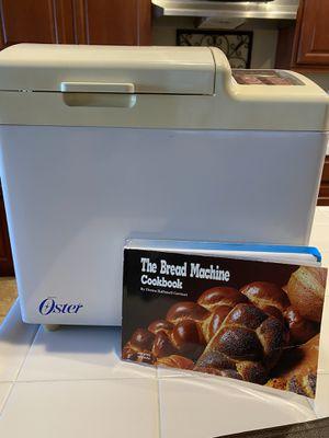 Bread Machine/maker by Oster for Sale in Murrieta, CA