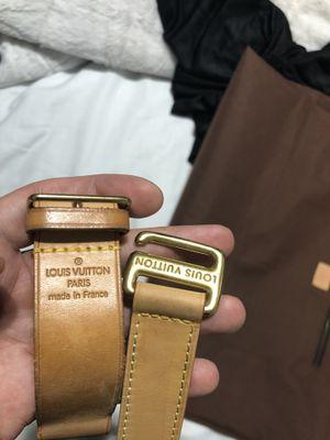 Authentic Louis Vuitton Vaccheta and garment bag for Sale in Miami, FL