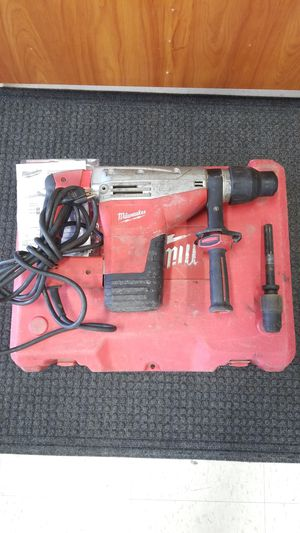 "Milwaukee 1-3/4"" SDS Max Rotary Hammer (780752-1) for Sale in Tacoma, WA"