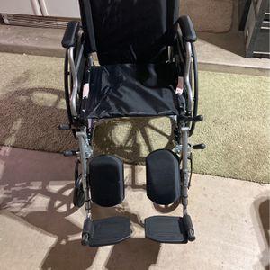 """Wheelchair New Medline 18"""" Seat for Sale in Gilbert, AZ"""