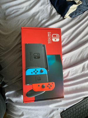 Nintendo Switch (Newest Model) for Sale in Fairfax, VA