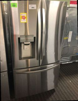 LG French Door Refrigerator Model: LFXS28566S LV BA for Sale in China Spring,  TX