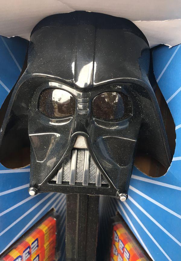 Giant Pez Dispenser Darth Vader