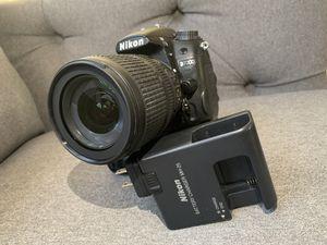 Nikon D7000 18-105mm lens + Battery grip for Sale in Avondale, AZ